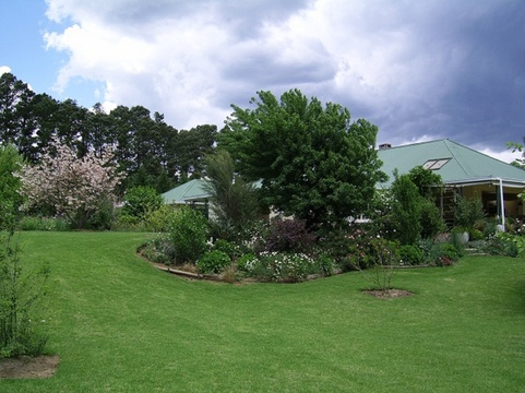Garden, Twin Pools Lodge