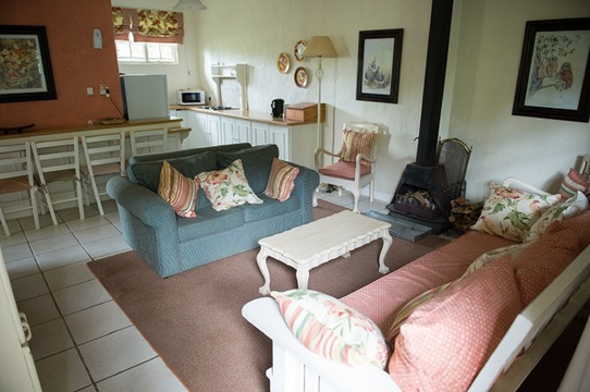 Sitting area, Cottage